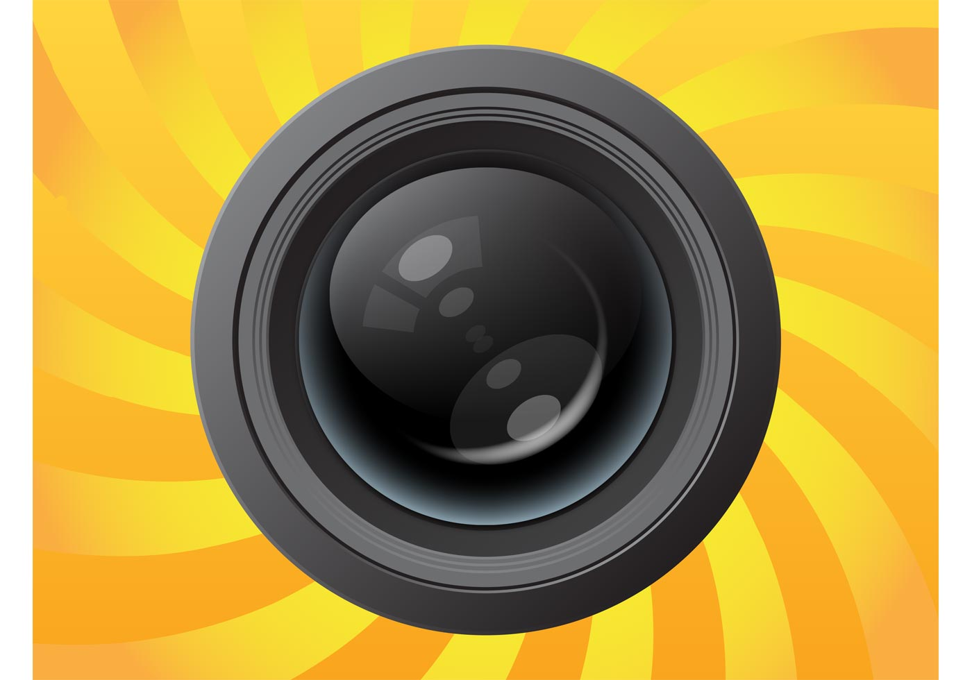 photography lens download free vector art stock