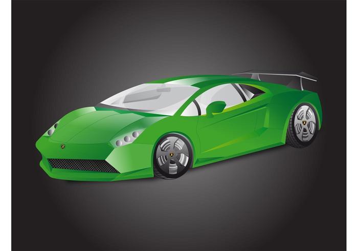 Vetor Lamborghini