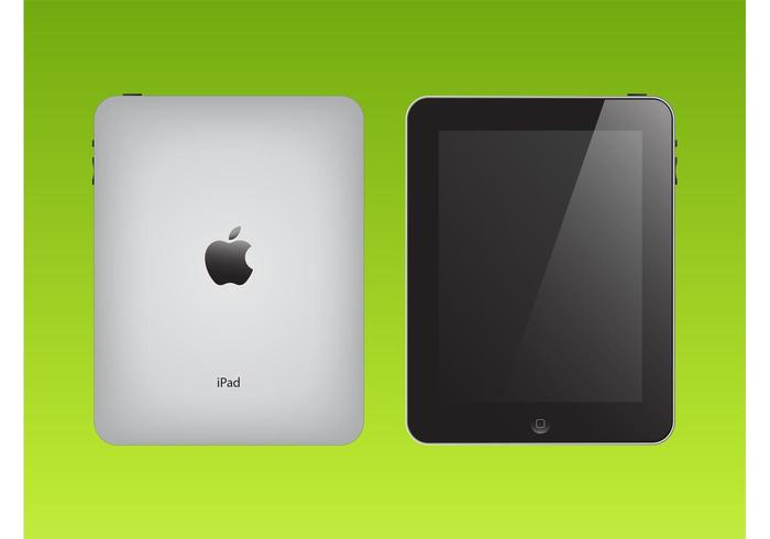 Vector de Apple iPad