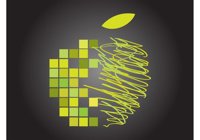 Gráficos da maçã
