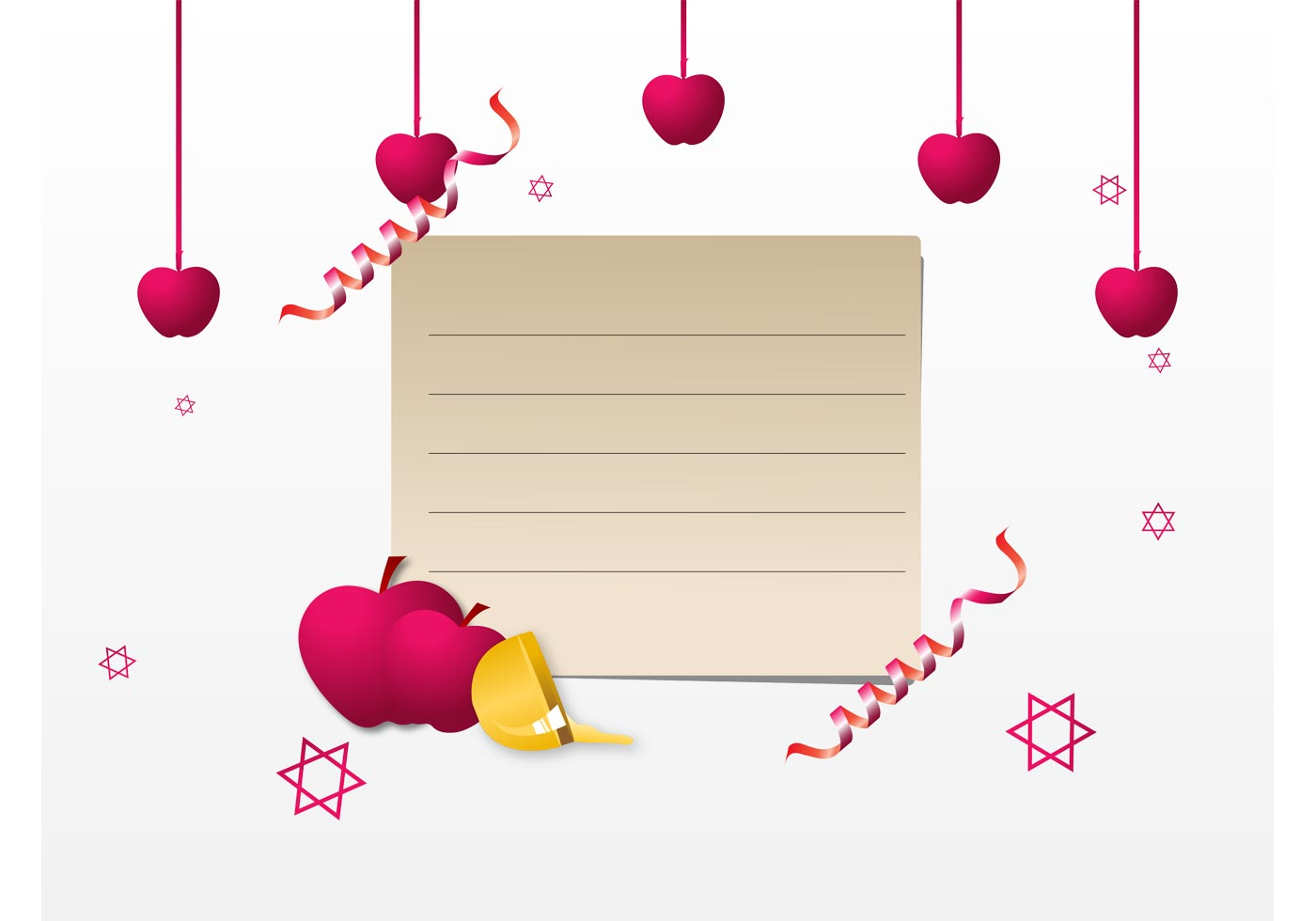 Jewish Greeting Card Download Free Vector Art Stock Graphics Images