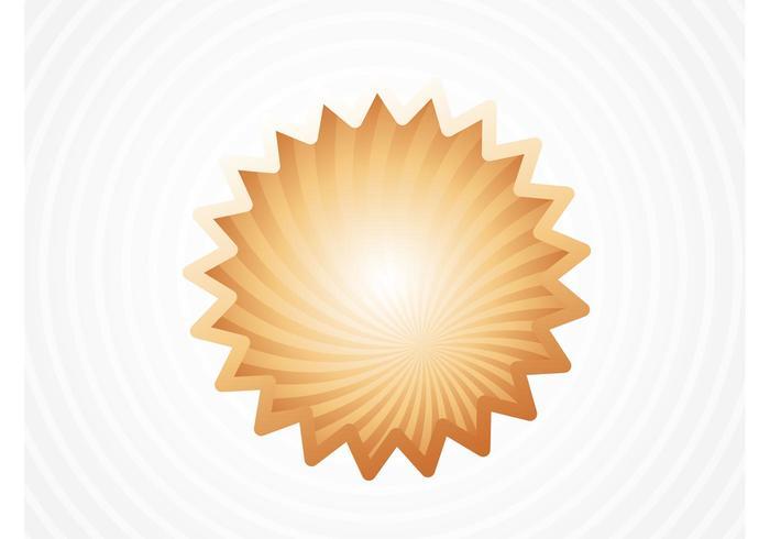Spiral stjärna