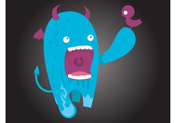 Söt monster