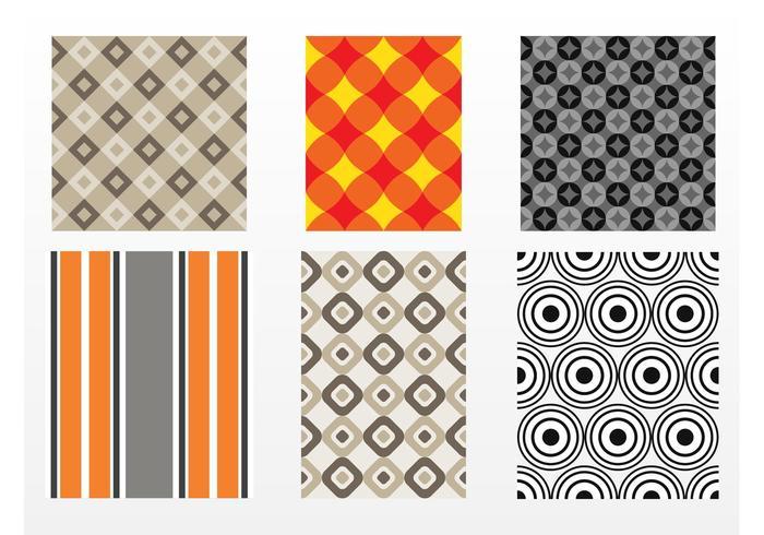 Vector Pattern Tiles