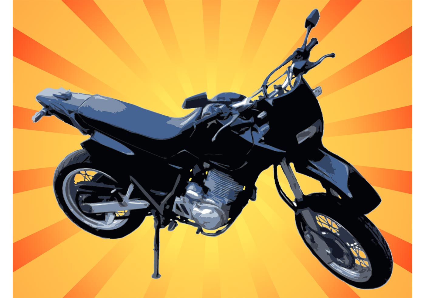 vector free download motorcycle - photo #29
