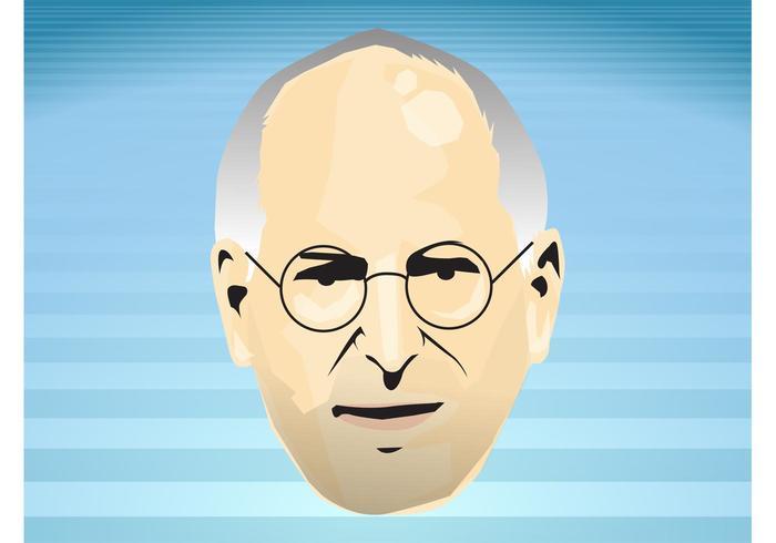 Steve Jobs Face
