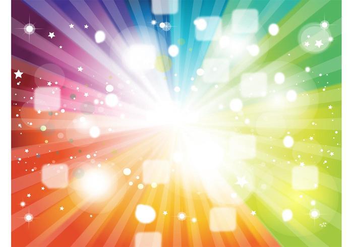 Brilhos do arco íris