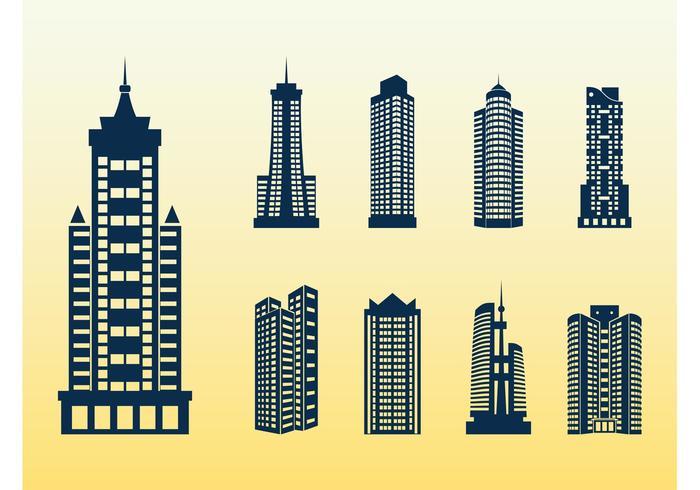 Höga byggnader