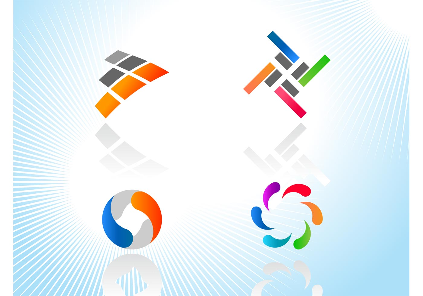 Colorful Logo Icons - Download Free Vectors, Clipart ...