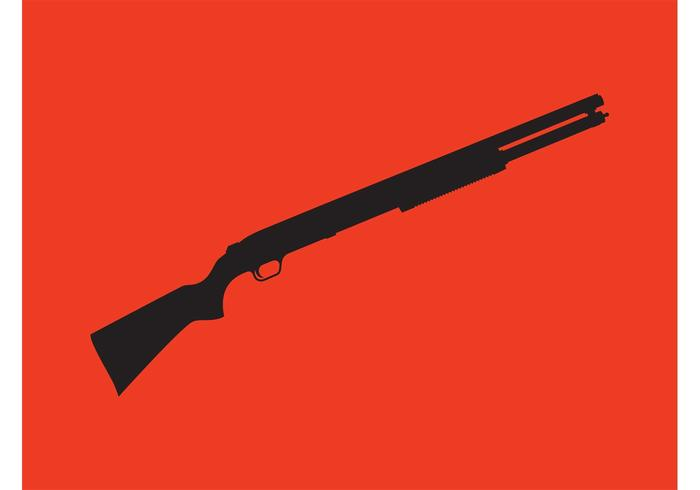 Rifle Silhouette