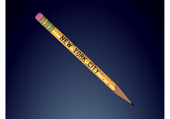 NYC Pencil