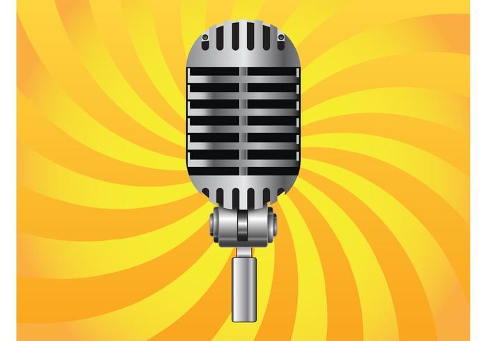 Micrófono clásico