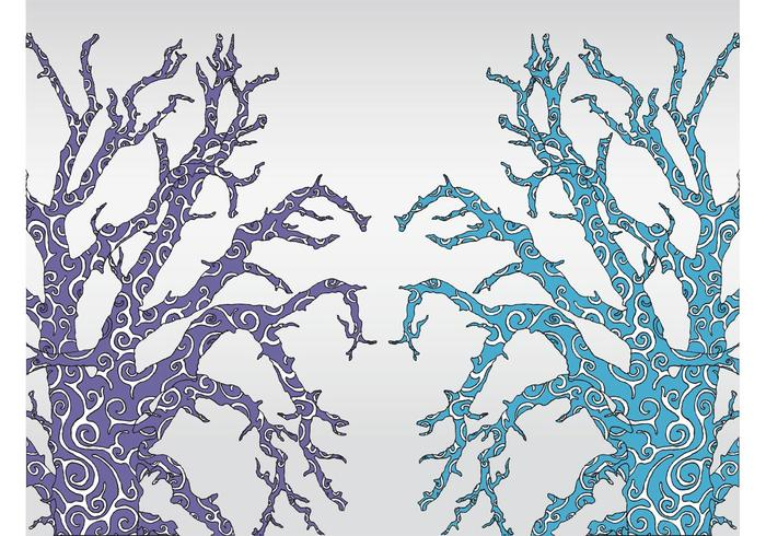 Swirly Trees