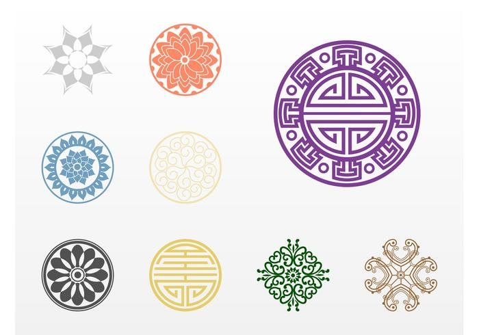 Decorative Badges