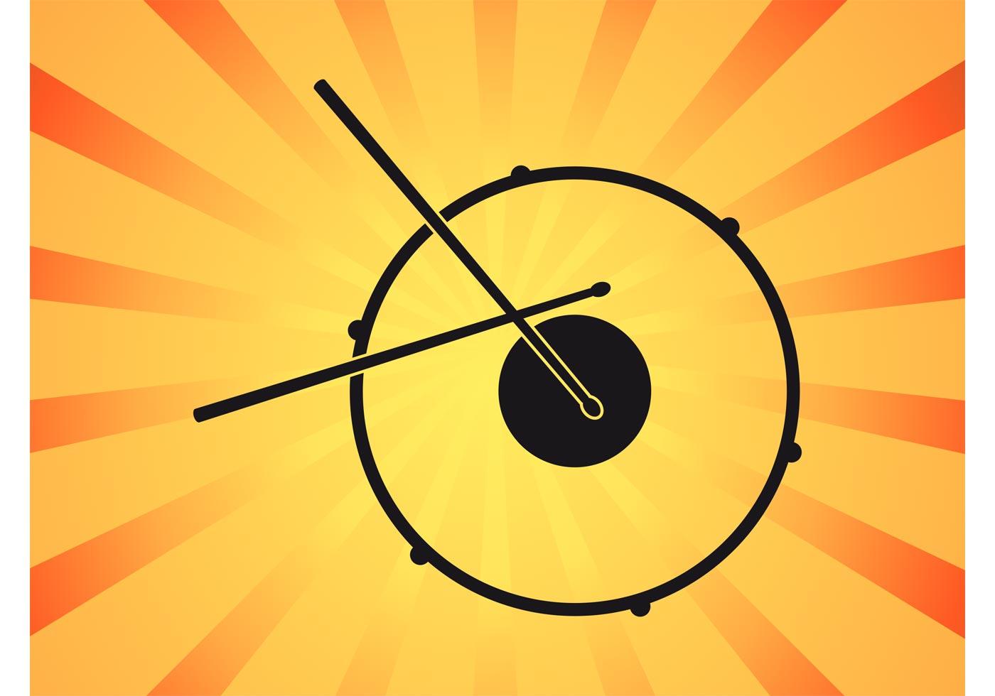 drum sticks free vector art 1619 free downloads