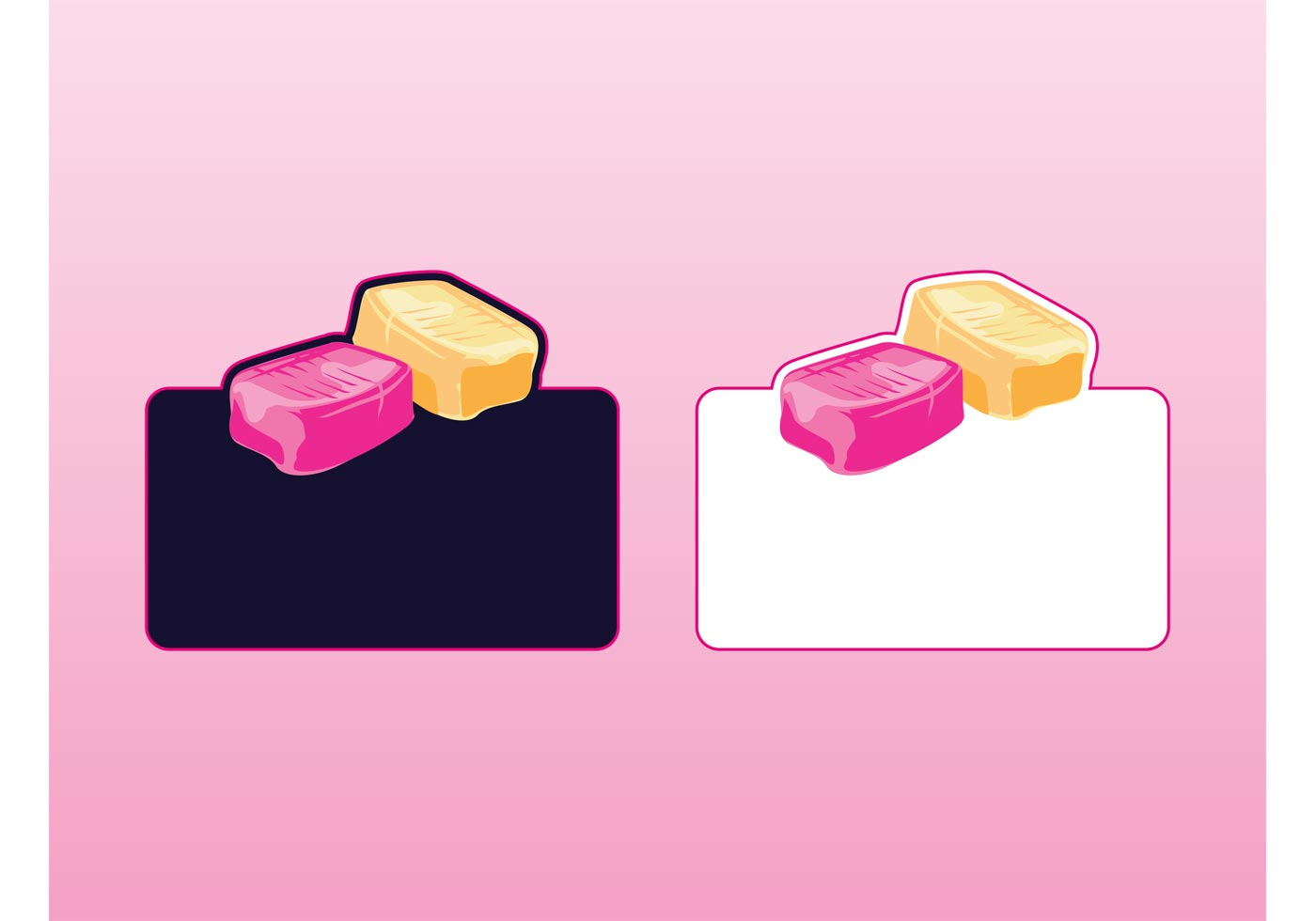 candy logos download free vector art stock graphics