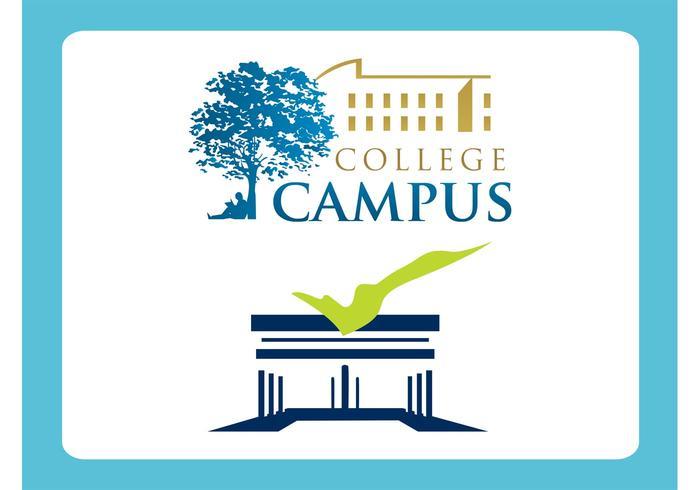 Campus logo's