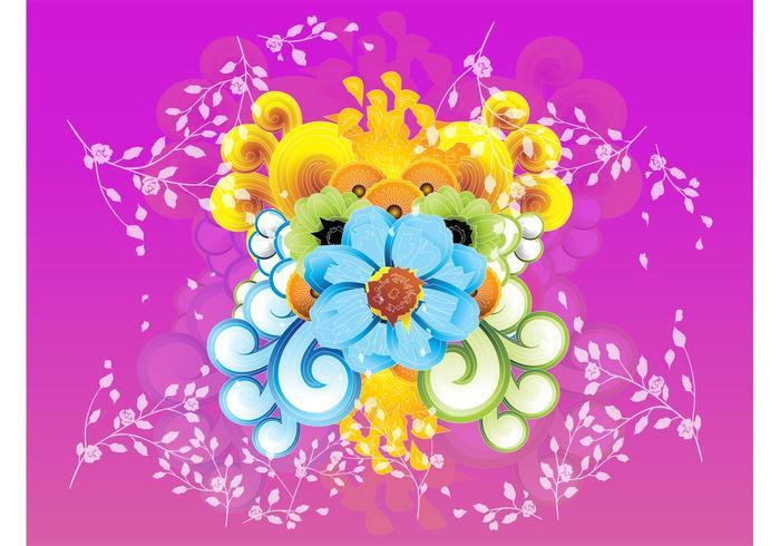 Blommor Design