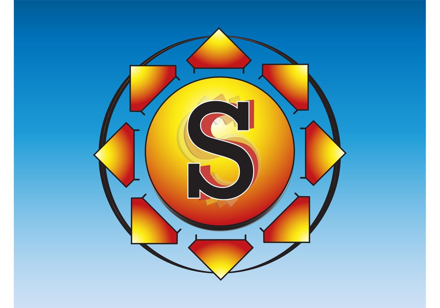 sun logo download free vector art stock graphics amp images