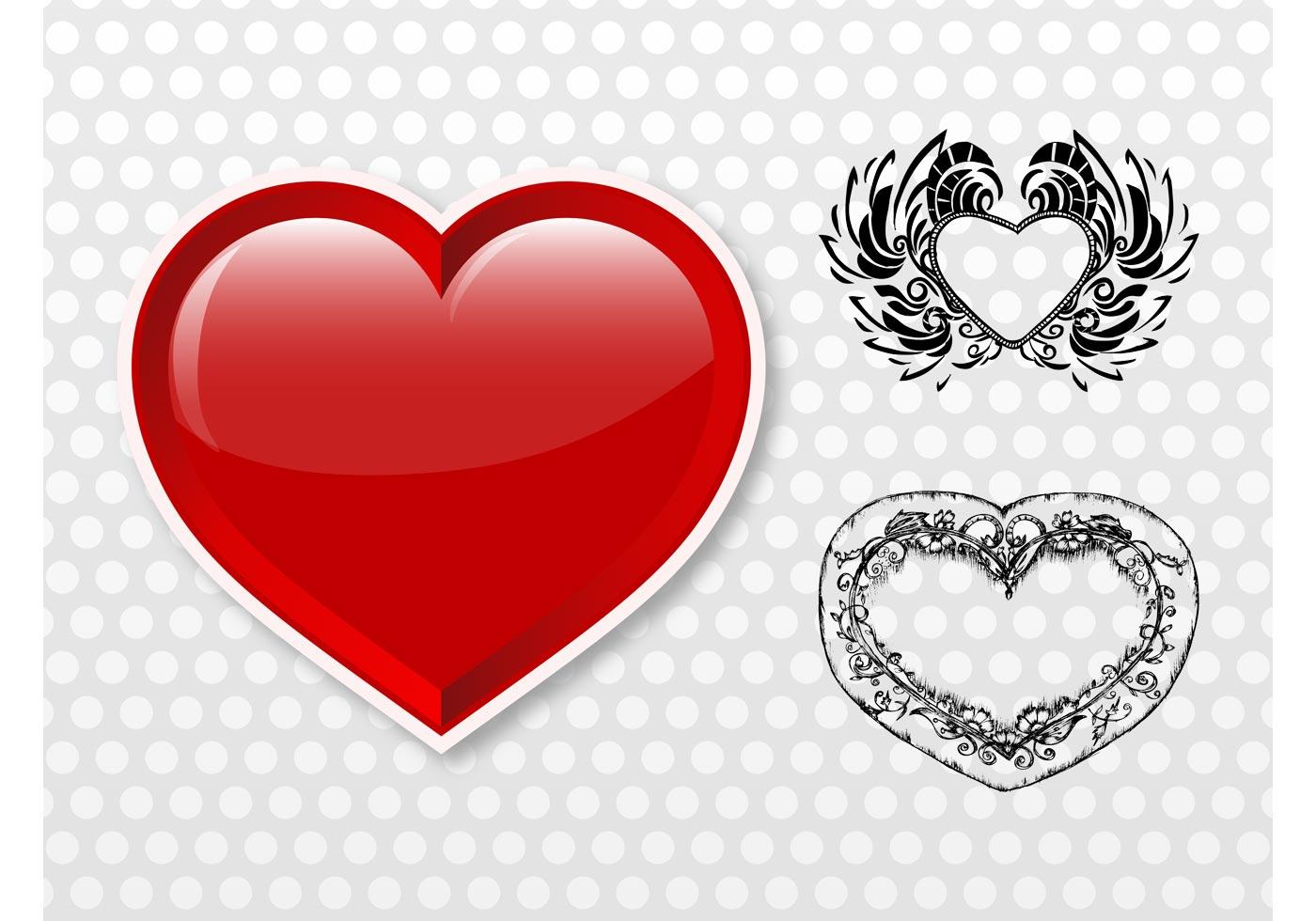 Heart Illustrations - Download Free Vector Art, Stock ...