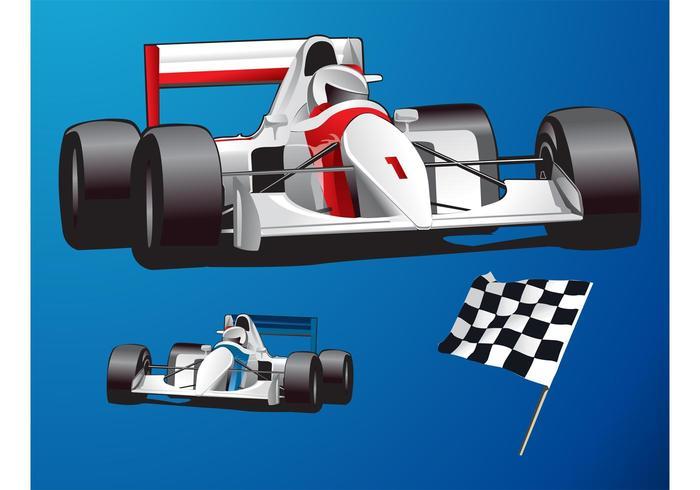 Formula One Vectors