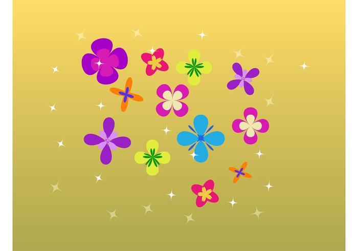 Flowers Illustrations