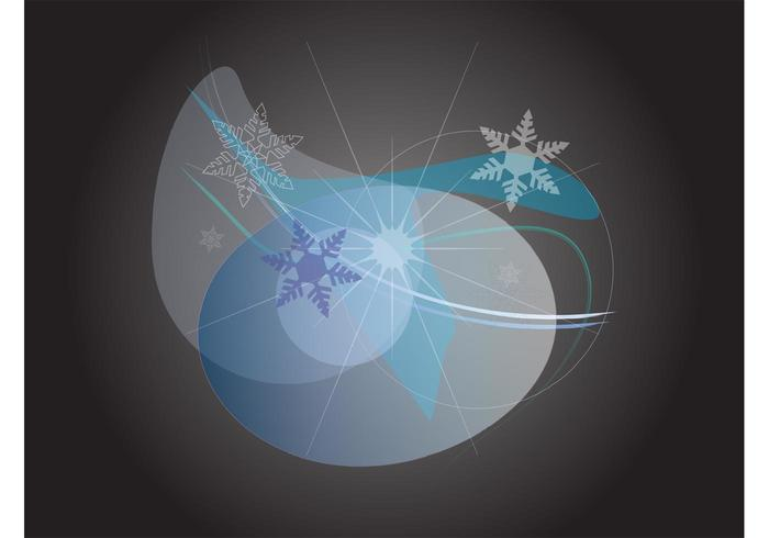 Snow Vector Art