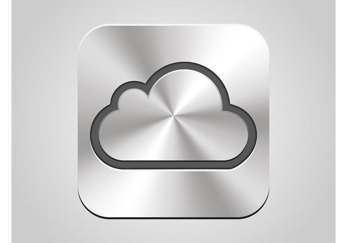 Apple iCloud Icon