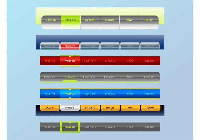 Website-Navigation