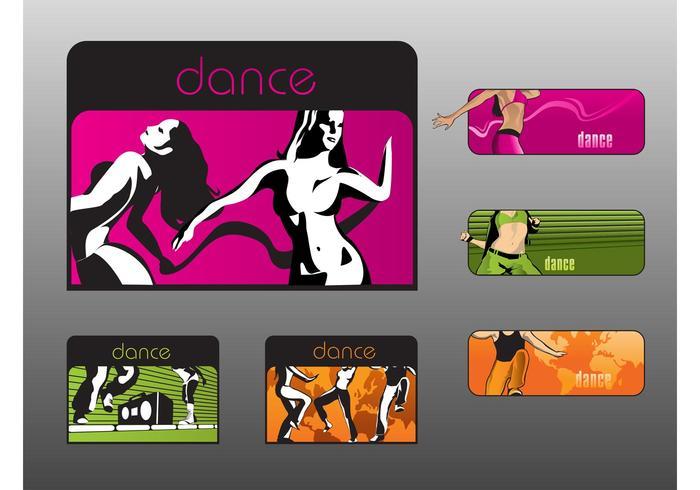 Dancing Banners