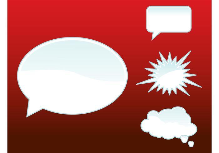Dialog Ballons