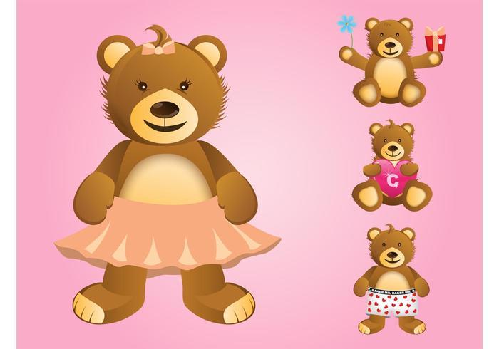 Nette Bären