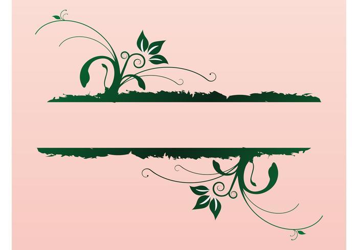 Elegant Nature Banner