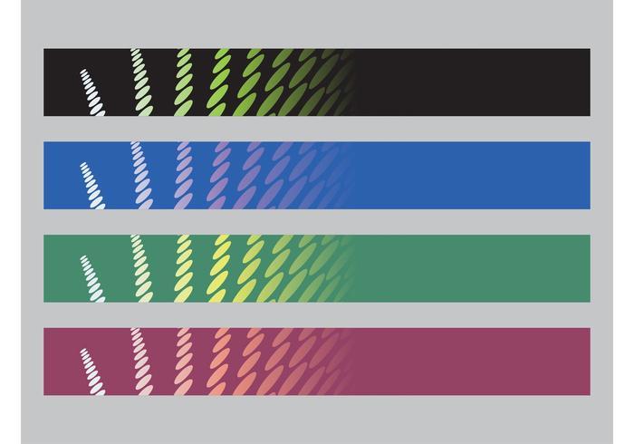 Coleção de Banner