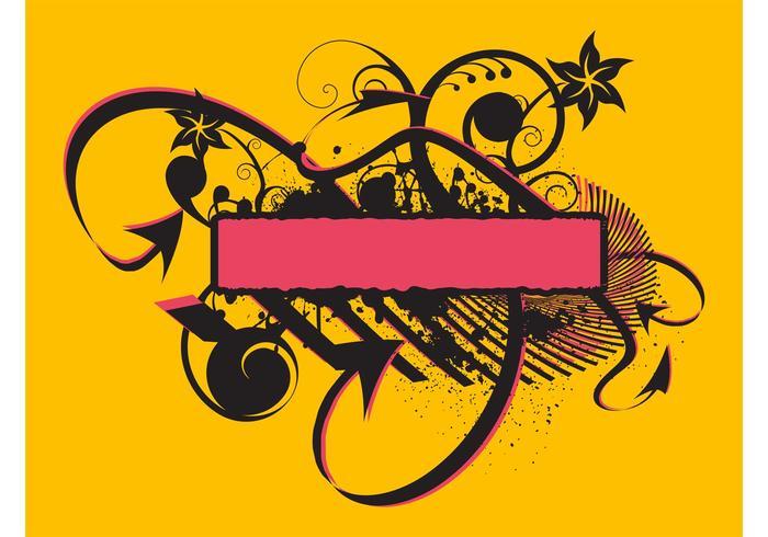 Grunge Label