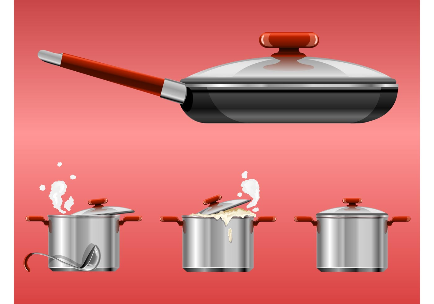 From The Pot Into The Frying Pan