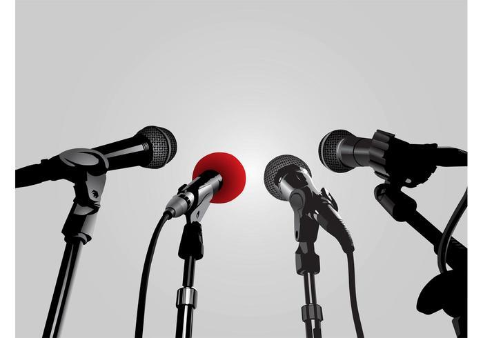 Realistic Microphones