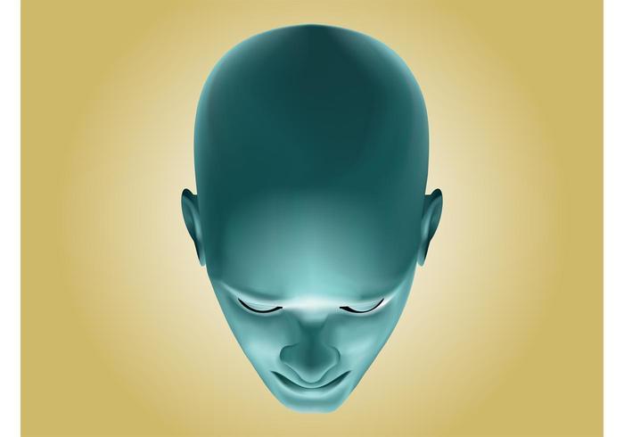 Mysterious Head
