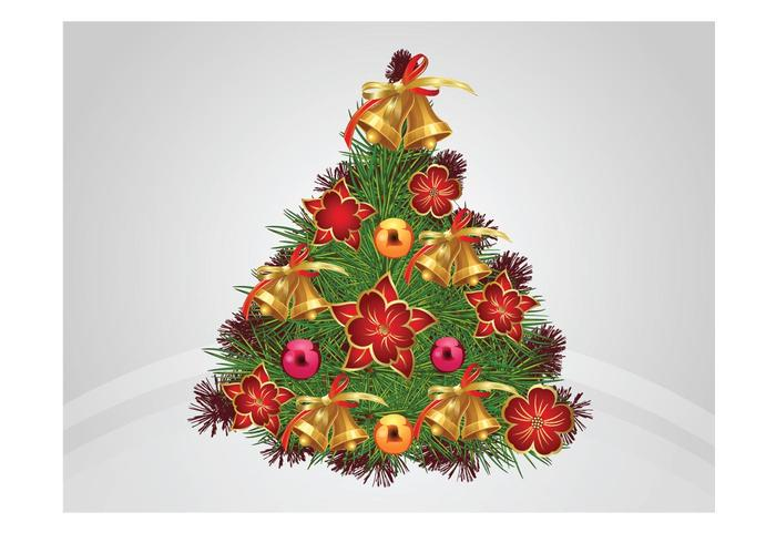 Decorated Tree Vector