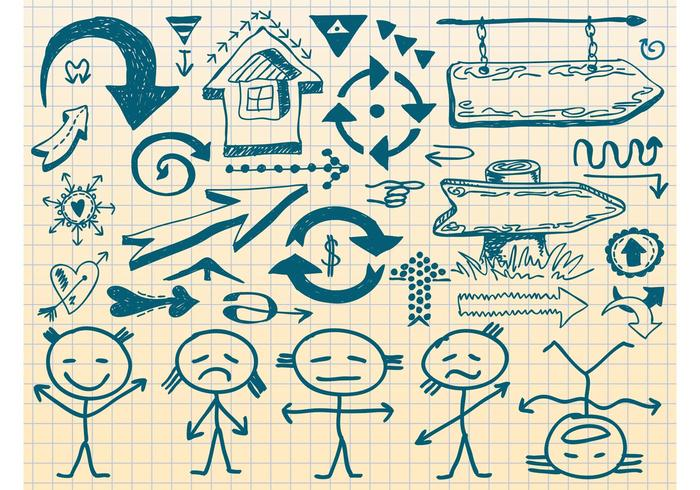 Sketches Vectors