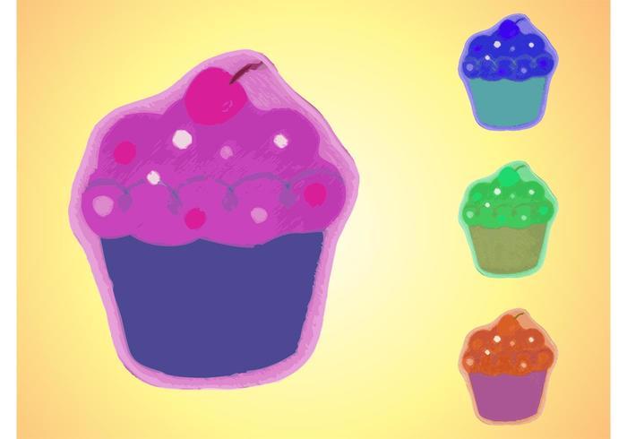 Colorful Desserts