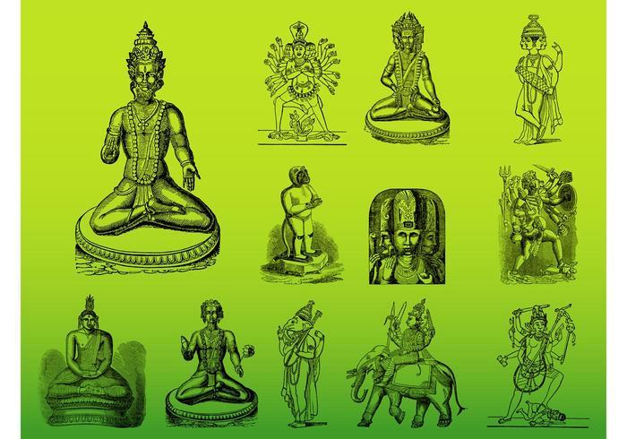 Dioses hindúes