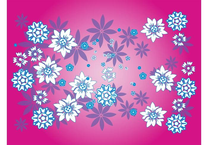 Floral Pattern Decorations