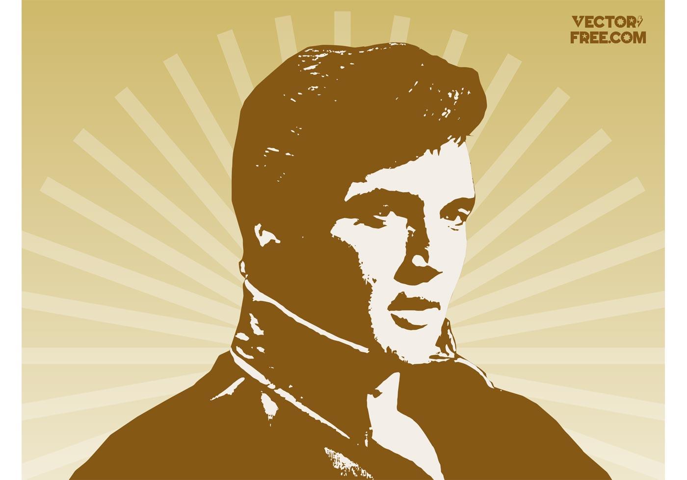 Elvis Presley - Download Free Vector Art, Stock Graphics & Images