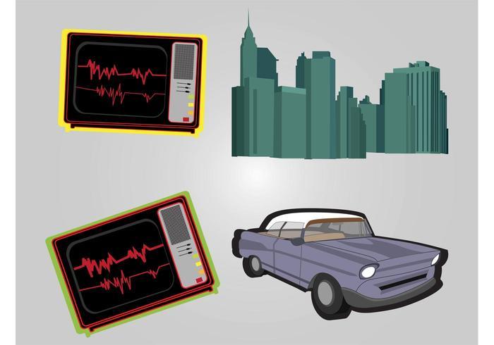 Urban Retro Graphics