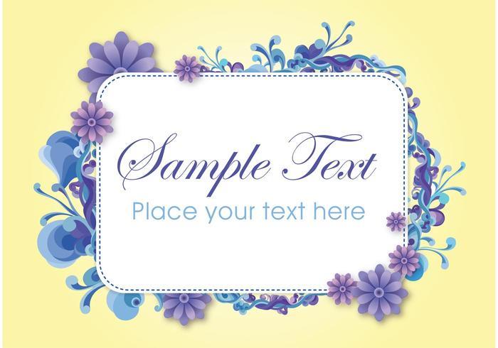 Vector Text Banner