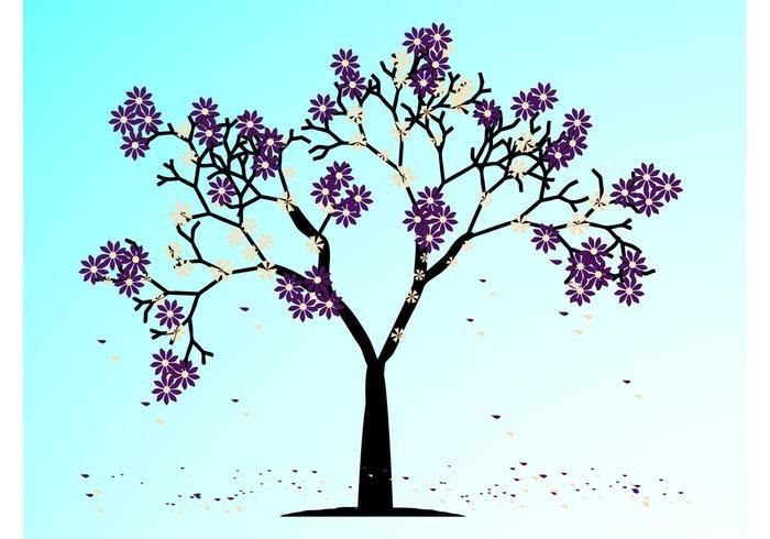 Blooming Spring Tree