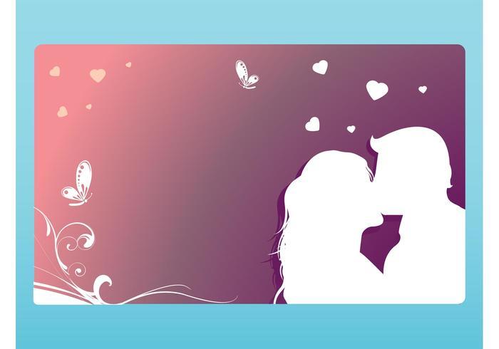 Kissing Couple Graphics