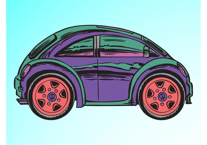 Cartoon Car