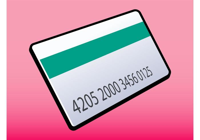 Kreditkarten-Vektor